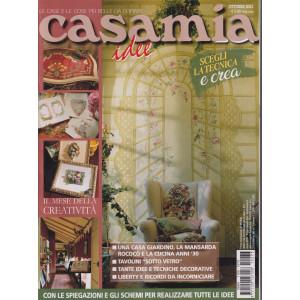 Casamia idee - n. 273 -ottobre  2021 - mensile per la casa