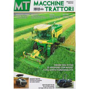 Macchine Trattori - n. 215 -aprile   2021 - mensile