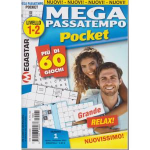 Mega passatempo Pocket - n. 1 - agosto - settembre 2021 - bimestrale