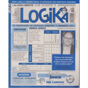 Settimana Logika - n. 122 - aprile  2021 - mensile