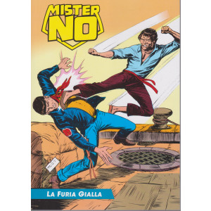 Mister No  -La furia gialla  n.26 - settimanale -