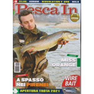 Pesca in - n. 2 - mensile - febbraio 2021