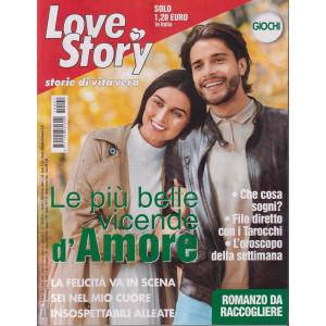 Love Story - n. 41 -19 ottobre 2021 - settimanale