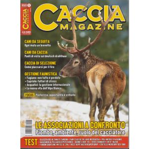 Caccia Magazine - n. 1 - mensile - gennaio 2021