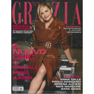 Grazia*- n.17 - settimanale -aprile  2021