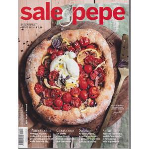 Sale & Pepe - agosto 2021 - mensile