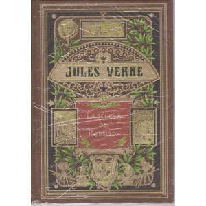 Jules Verne -La scuola dei Robinson- 30/4/2021 - settimanale - copertina rigida