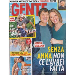 Gente - n. 38 - settimanale -2/10/2021
