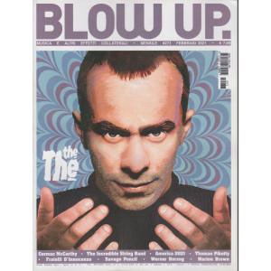 Blow Up Rock -   n. 273  - febbraio 2021 - mensile -