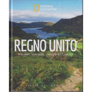 National Geographic  -Regno Unito - Midlands, Yorkshire, Lake District, Galles-  -n. 57  - 1/10/2021 - settimanale - copertina rigida