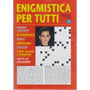 Enigmistica per tutti - n. 271 - mensile - maggio   2021