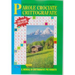 Parole Crociate crittografate - n. 336 - mensile - aprile  2021 - 100 pagine