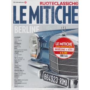 Ruoteclassiche - Le mitiche Berline + Le mitiche 4x4- n. 108   - 2 volumi