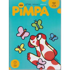 Pimpa - n. 404 - aprile  2021 - mensile