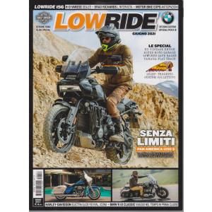 Low Ride - n. 156 - giugno  2021 - mensile