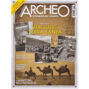 Archeo - n. 430- mensile - 11 dicembre 2020