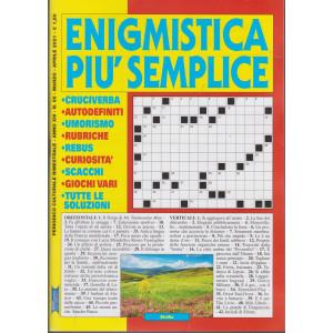Enigmistica piu' semplice - n. 66 - bimestrale - marzo - aprile 2021 -
