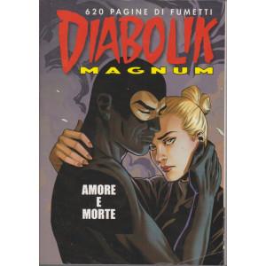 Diabolik Magnum - Amore e morte - n. 1 - quadrimestrale - 6/12/2019 -