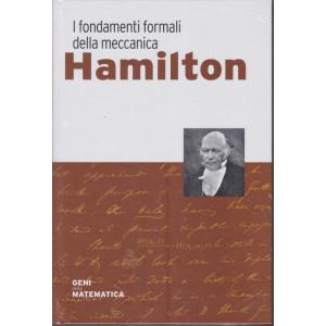 Geni della matematica -Hamilton - n. 54 - settimanale - 18/2/2021-  copertina rigida