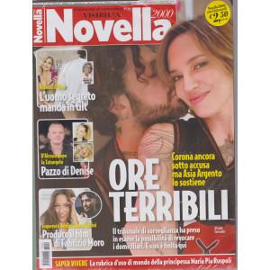 Novella 2000  - + Visto - n. 9 - settimanale - 18 febbraio 2021- 2 riviste