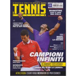 Il tennis italiano - n. 6 -giugno  2021 - mensile