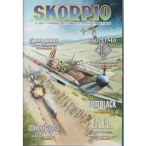 Skorpio - n. 2285 - 17 dicembre 2020 - settimanale di fumetti