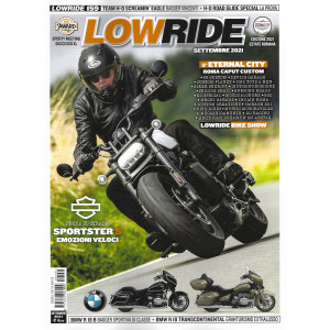 Low Ride - n. 159 -settembre  2021 - mensile