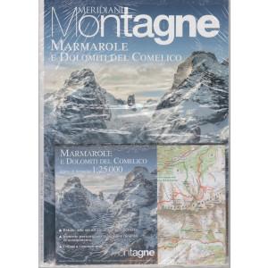 Meridiani Montagne - Marmarole e Dolomiti del Comelico - n. 44 - semestrale - 1/11/2019