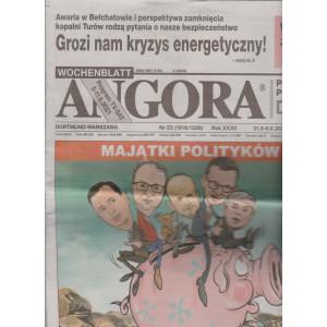 Angora - n. 23 -31-5-6-6-2021- in lingua polacca