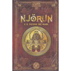 Mitologia Nordica - Njorun e il potere dei Vanir - n. 65 - settimanale - 8/1/2021 - copertina rigida