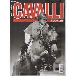 Cavalli & Cavalieri - n. 3 - marzo 2021- mensile  -italiano - inglese