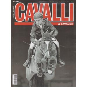 Cavalli & Cavalieri - n. 6 -giugno  2021- mensile  -italiano - inglese