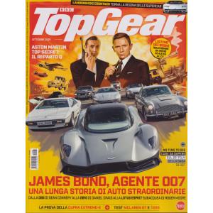 Bbc Top Gear - n. 166 - ottobre  2021  - mensile