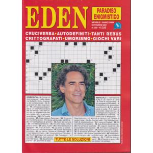 Eden - Paradiso enigmistico - n. 380 - mensile - novembre   2021