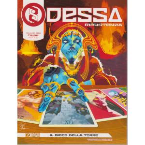 Odessa Resistenza  - II gioco della torre  - n. 20- gennaio 2021 - mensile