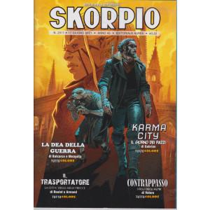 Skorpio - n. 2311 - 17 giugno  2021 - settimanale di fumetti