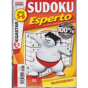 Sudoku Esperto - n. 31 - livello 5-6 - bimestrale - gennaio - febbraio 2021