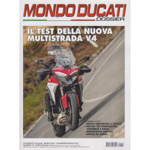 Mondo Ducati Dossier - n. 111 - bimestrale - dicembre - gennaio 2021