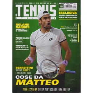 Il tennis italiano - n. 7 -luglio  2021 - mensile
