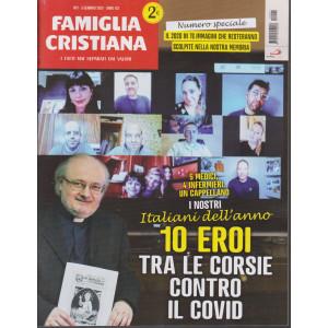 Famiglia Cristiana - n- 1- settimanale - 3 gennaio 2021