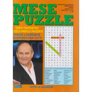 Mese Puzzle - n. 110 - trimestrale - aprile - giugno 2021