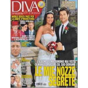 Diva e donna - n. 51 - settimanale femminile - 22 dicembre 2020