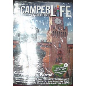 CAMPER LIFE. N. 45. SETTEMBRE 2016.