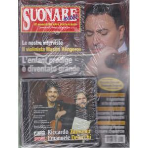 Suonare News - + cd -   n. 281 - mensile - aprile  2021 - rivista + libro