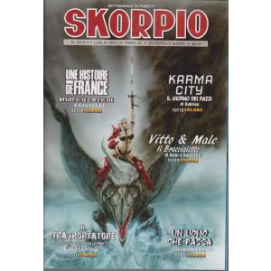 Skorpio - n. 2313 -1 luglio 2021 - settimanale di fumetti