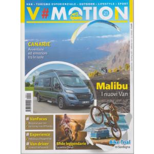 V # Motion - n. 21- bimestrale -aprile - maggio 2021