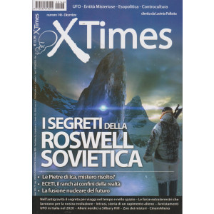 X Times - n. 146 - dicembre 2020 - mensile