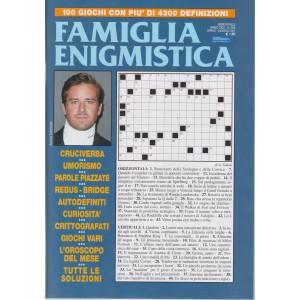 Famiglia Enigmistica - n. 206 - bimestrale -aprile maggio 2021