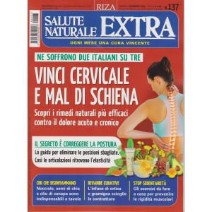 Salute Naturale Extra - n. 137 -Vinci cervicale e mal di schiena -  mensile - dicembre 2020