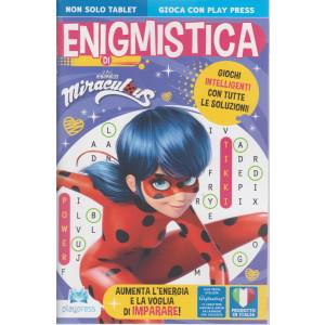 Enigmistica di Miraculous - n. 11 - bimestrale -20/4/2021